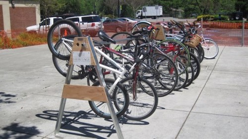 Portable Bike Racks
